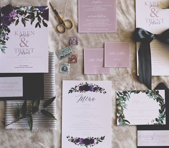 How to Set a Wedding Stationery Budget for Your Clients