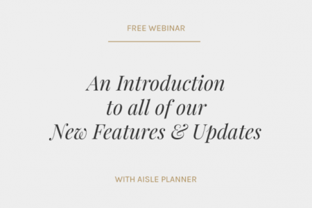 An Introduction to Aisle Planner's Newest Features
