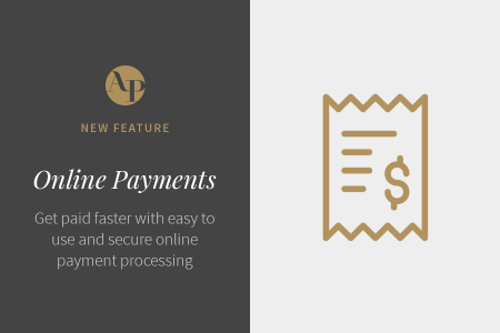 Introducing Online Payment Processing