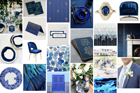 Something Borrowed, Something Classic Blue: Pantone Color of the Year 2020