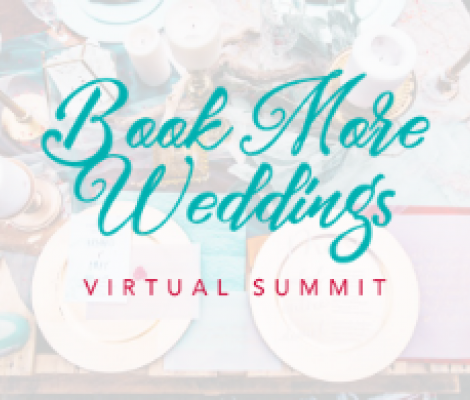 Book More Weddings Summit