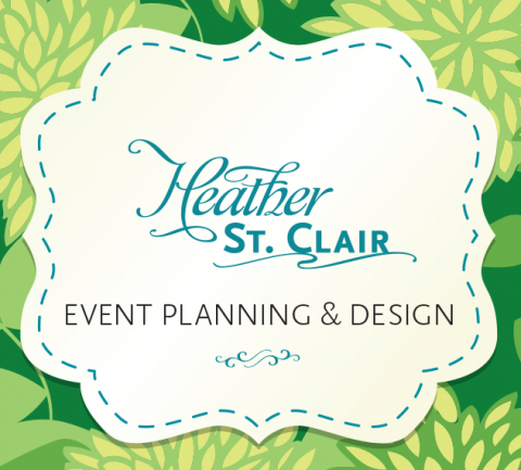 logo for Heather St. Clair Events