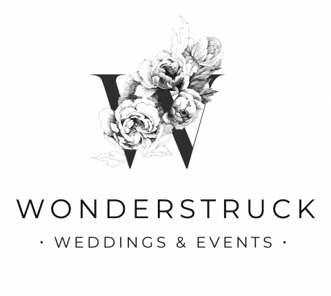 Wonderstruck Weddings and Events Logo