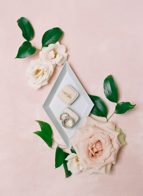Rings & Ring Box