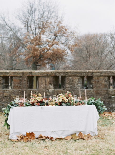 Tablescape Outdoors