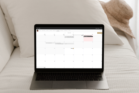 Aisle Planner Calendar