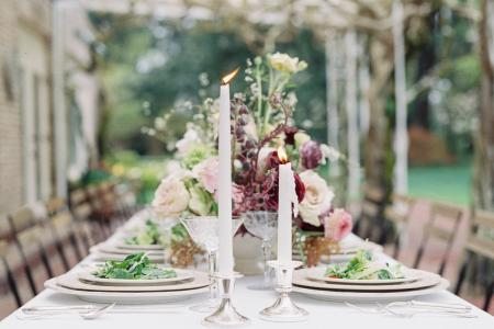 Tabletop & Centerpieces
