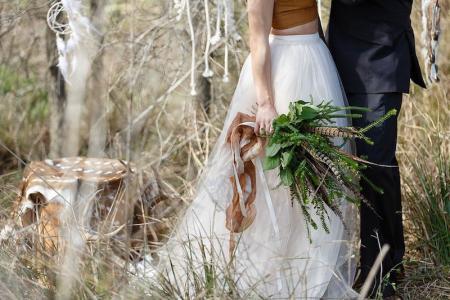 Native American Bride