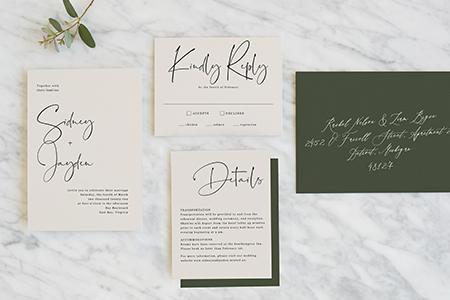 Minted Weddings
