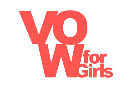 VOW for girls logo