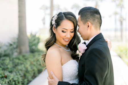 Ravishing Ballroom Wedding in Huntington Beach