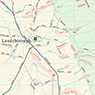 Landsborough-Blue Mountain Gold Map