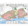 FY20 Eglin AFB: Outdoor Recreation, Hunting and Fishing Map (2019-2020)