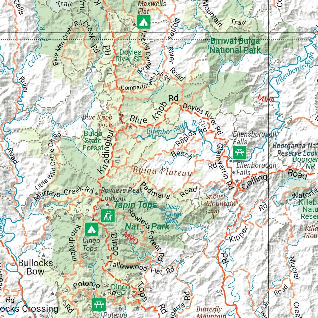 Mid-North Coast, NSW - mapuccino - Avenza Maps
