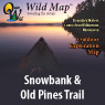 Wild Map™ Snowbank & Old Pines Trail (Terrain)