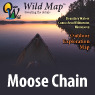 Wild Map™ Moose Lake Chain (Terrain)