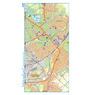 Ajka city map, várostérkép