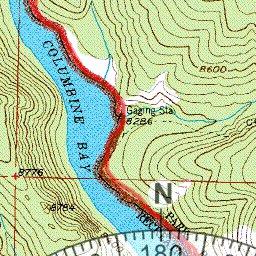Cdt Colorado Map.Cdt Colorado Sec 03 Never Summer Jonathan Ley Avenza Maps
