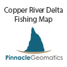 2019 Copper River Delta Fishing Map