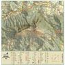 Rtanj mountaineering map