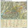 Bukulja mountaineering map