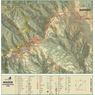 Midžor mountaineering map