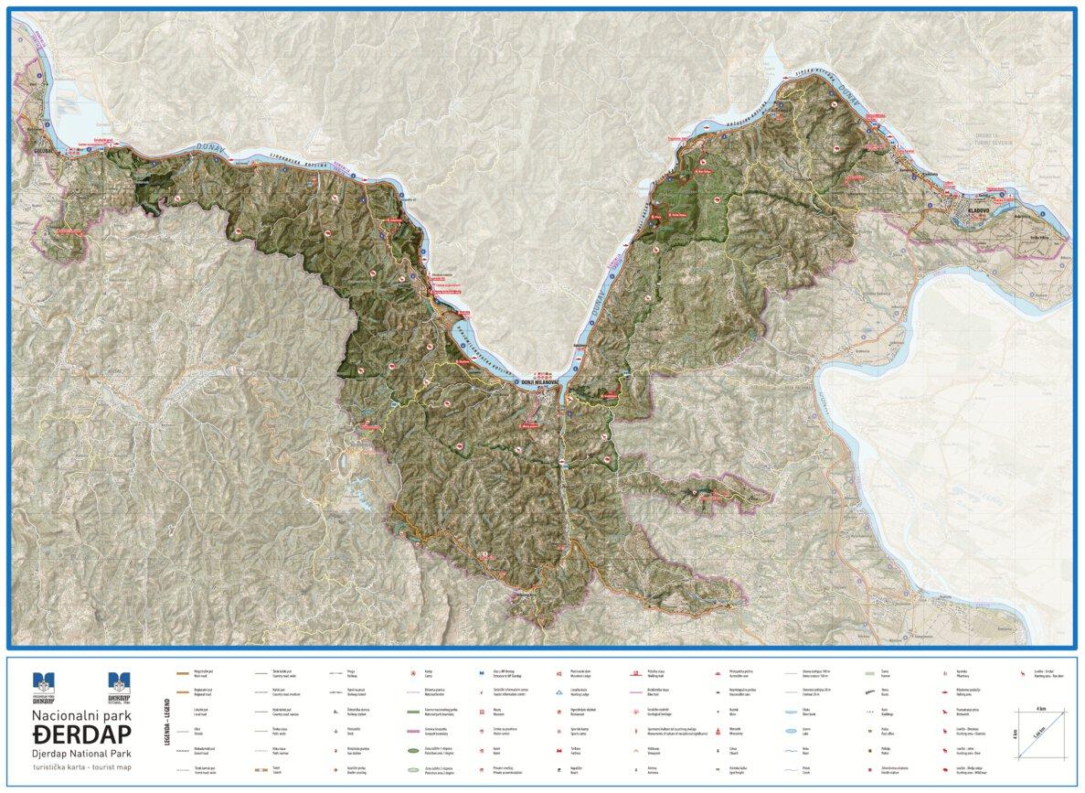 Np Djerdap Geoforma Fze Avenza Maps