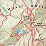Carta Escursionistica di Monte Morello 2021
