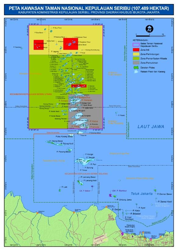 Zonasi Taman Nasional 97