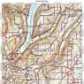 Bristol Hills Trail Map