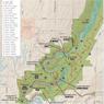 Letchworth Trail Map South
