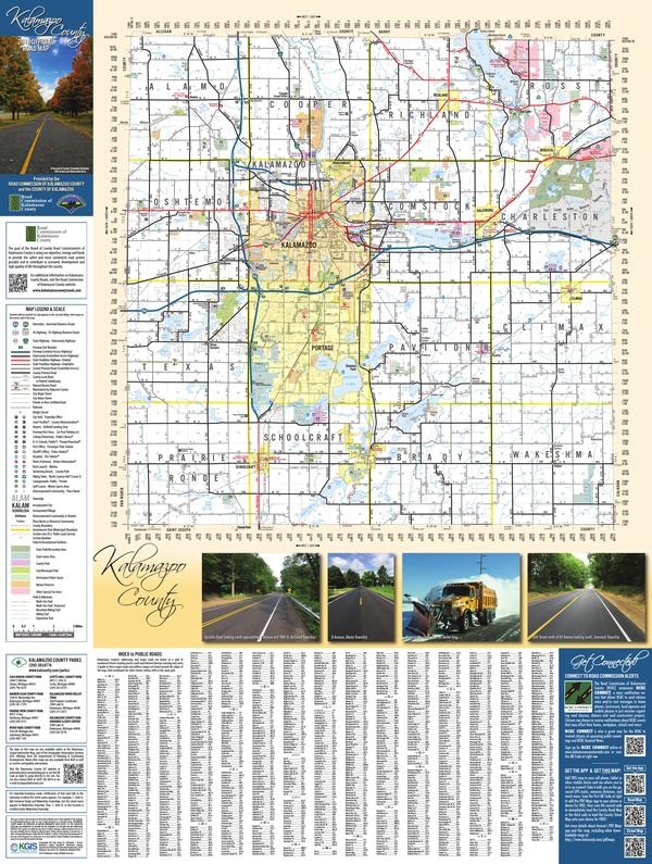 Kalamazoo County RoadMap 2016