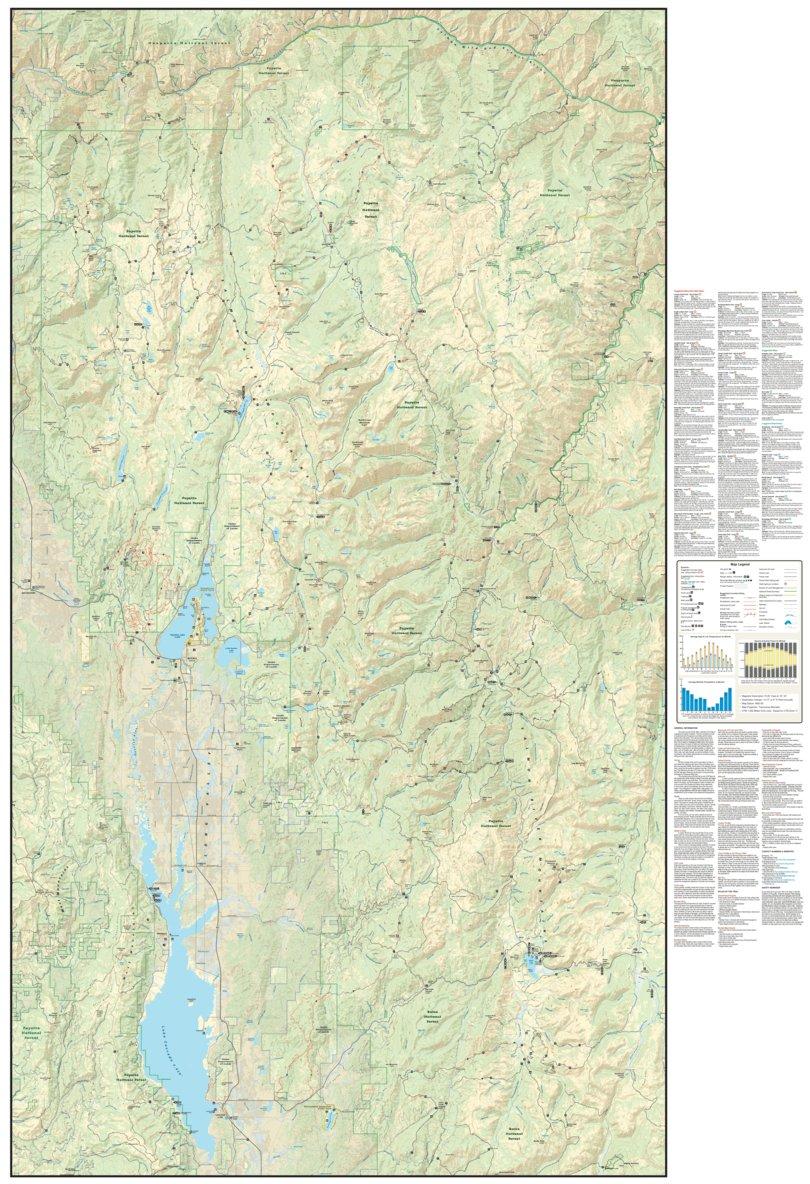Mccall Idaho Trail Map Adventure Maps Inc Avenza Maps