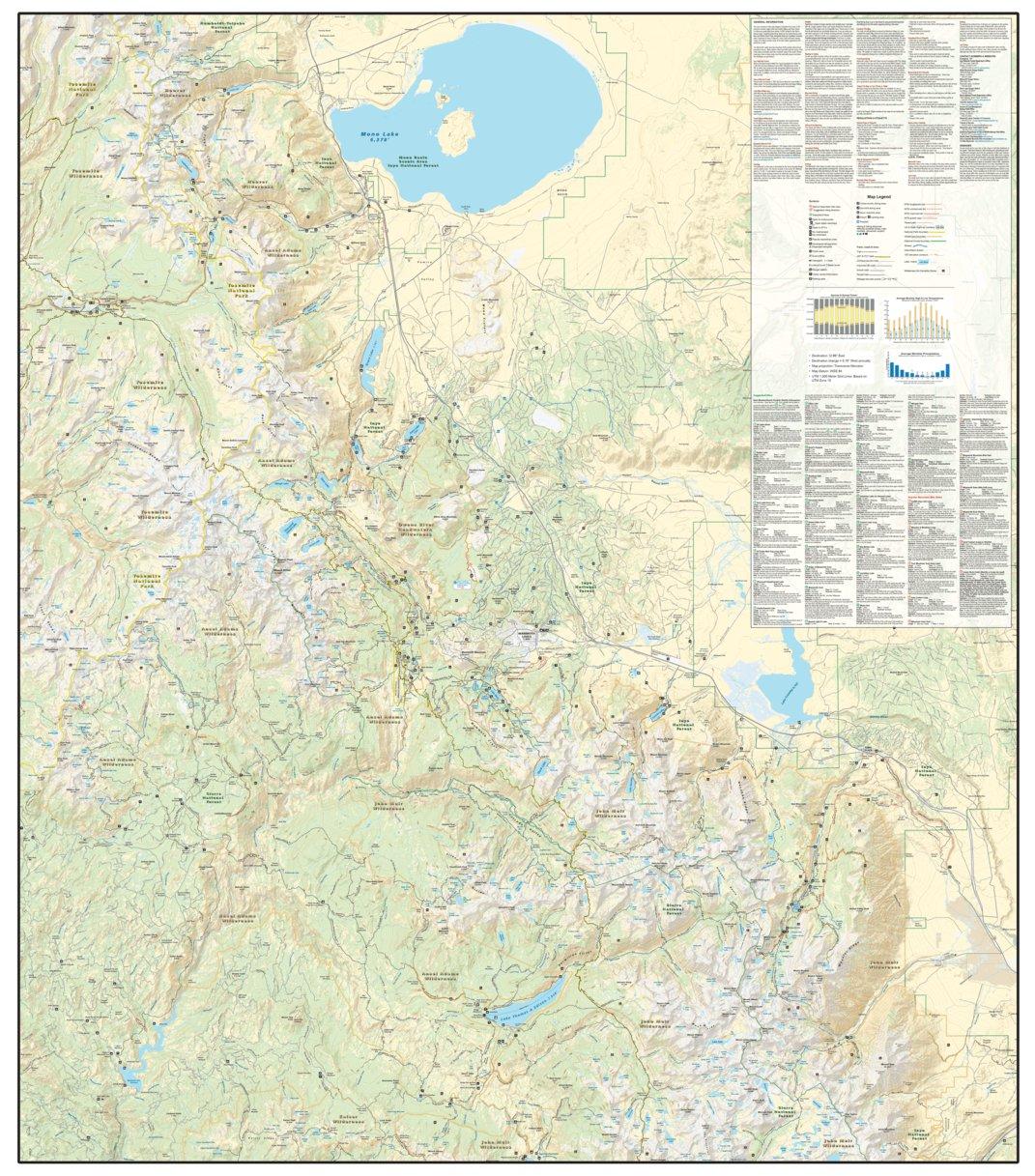 Mammoth Lakes California Trail Map - Adventure Maps, Inc ... on big pine map, tempe lake map, hope ranch map, lake tahoe map, mono county map, riverbank map, pinon hills map, yosemite national park map, hayfork map, big bear map, mountain ranch map, california map, mt laguna map, fish camp map, june lake map, mammoth mountain map, laguna village map, gavilan hills map, mammoth village map, trinidad state beach map,