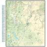 Central Oregon Road Biking Map