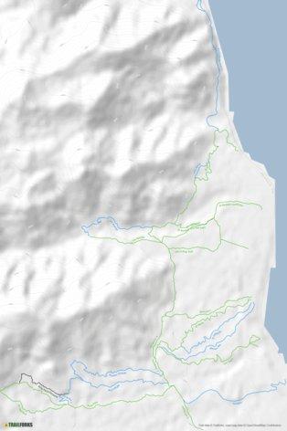 Todos Santos Mountain Bike Trails - Trailforks - Avenza Maps
