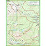 Hat Creek Headwaters trail map