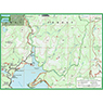 Bucks Big Loop hike trail maps