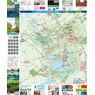 Arthuur fietskaart Giethoorn en Steenwijkerland 2015 App geo