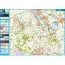 Arthuur fietsknooppunten routekaart Kop van Drenthe 2019