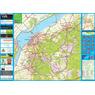 Arthuur Routes fietsknooppuntenkaart  Veluwe routeApp geo 2021