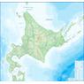 Japan Hokkaido 1:600,000 (ITMB)