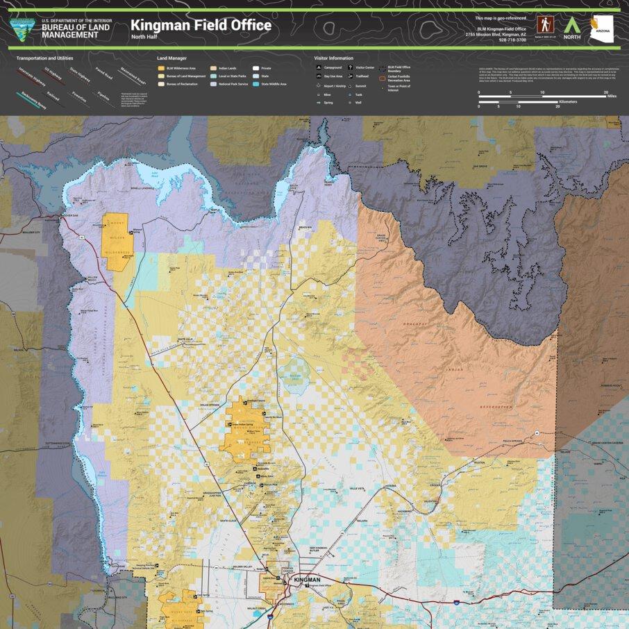 BLM Arizona Kingman Field Office - North (REC3001-01-01) - Bureau of on mc map, fc map, mb map, nb map, sk map, ae map, hk map, pc map, kl map, ac map, world map, be map,