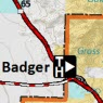BLM Arizona Kingman Field Office North and South Map Bundle