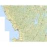 Terrängkartan Halland Västra Småland