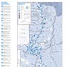Winter Recreation Map & Guide, Western Ranger District, Sequoia NF