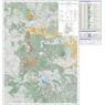 Lassen National Forest Visitor Map