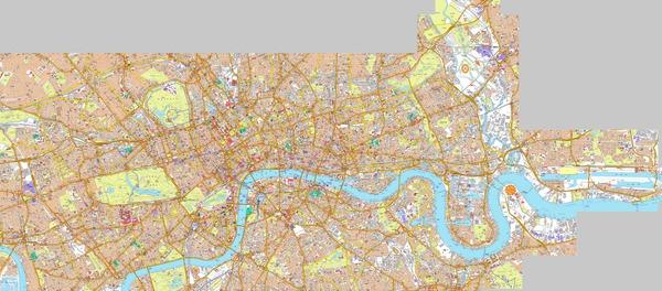 A-Z London Super Scale