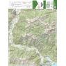 Val Grande hiking map 1:25000 n.14