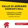 Hadrian's wall path 1:25000
